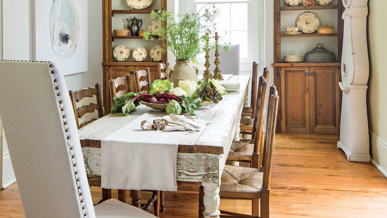 Stylish Dining Room Decorating Ideas Southern Living Part 90