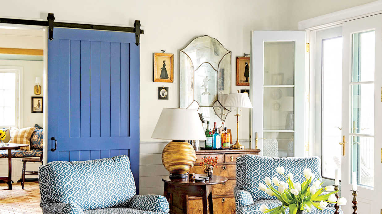 106 Living Room Decorating Ideas - Southern Living on Best Sconces For Living Rooms Near Me id=24221