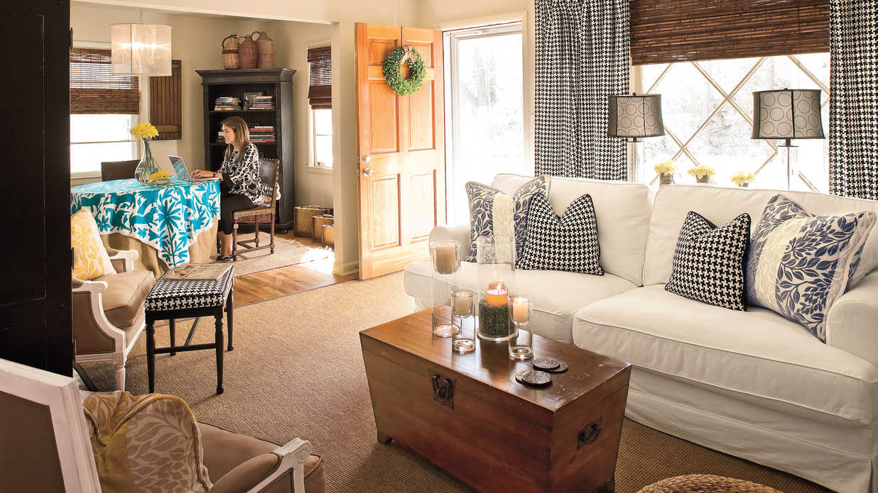 Buy the Whole Bolt - 106 Living Room Decorating Ideas ... on Living Room Decorating Ideas  id=75521