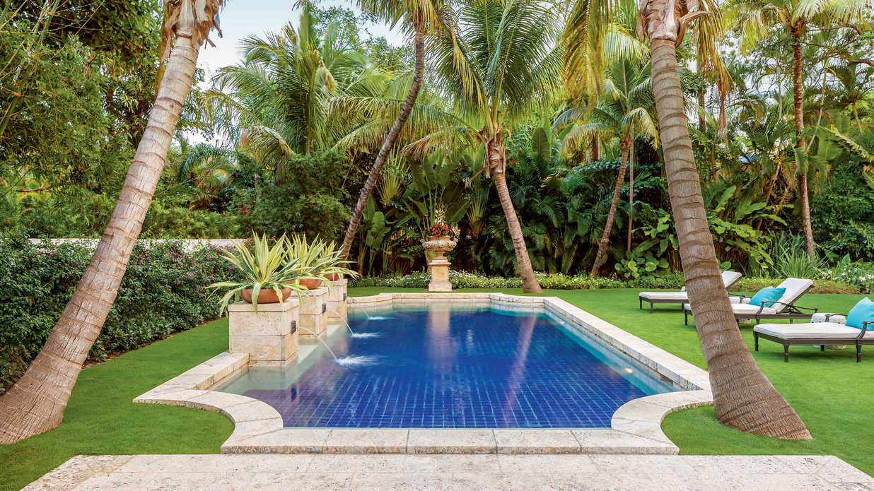 Sparkling Pools - Southern Living on Southern Pools And Outdoor Living id=44325