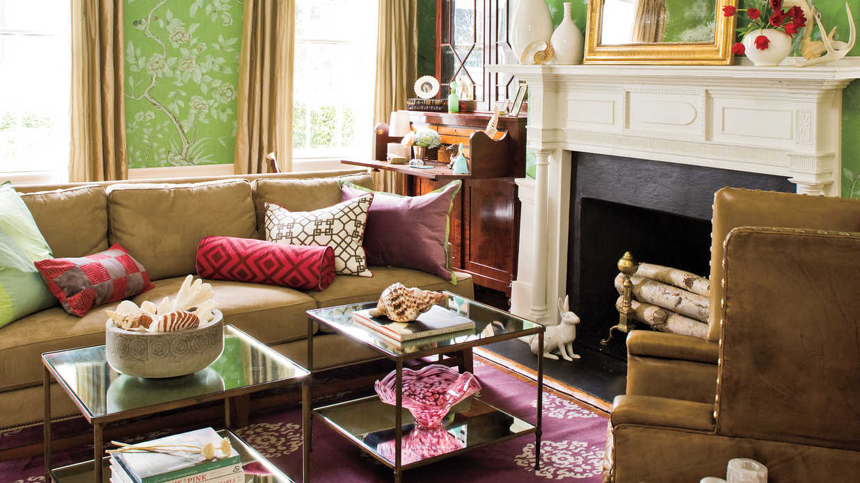 Living Room Decorating Ideas - Southern Living on Room Decoration Ideas  id=55173