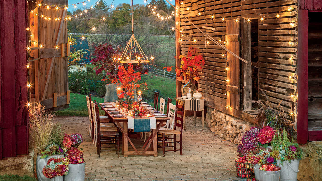 Fall's Best Outdoor Rooms - Southern Living on Southern Outdoor Living id=35769