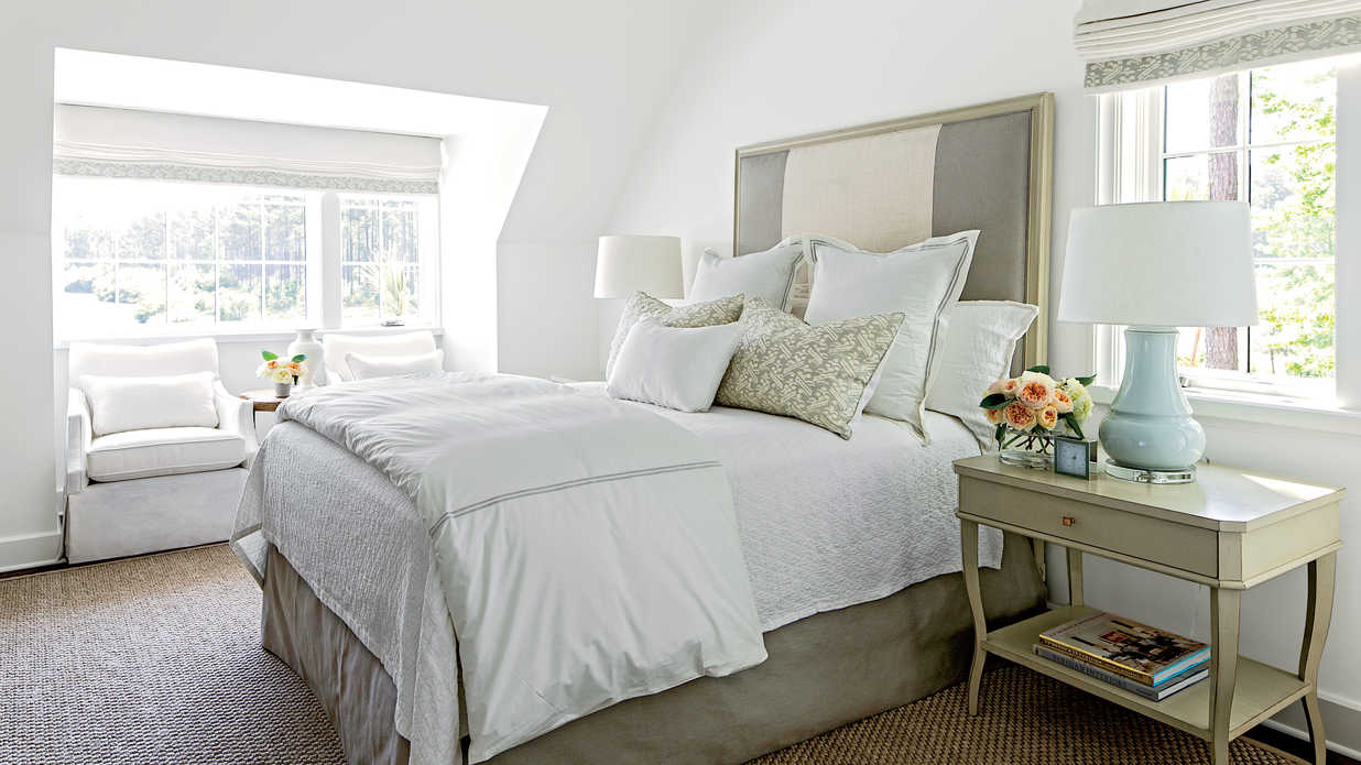 Gracious Guest Bedroom Decorating