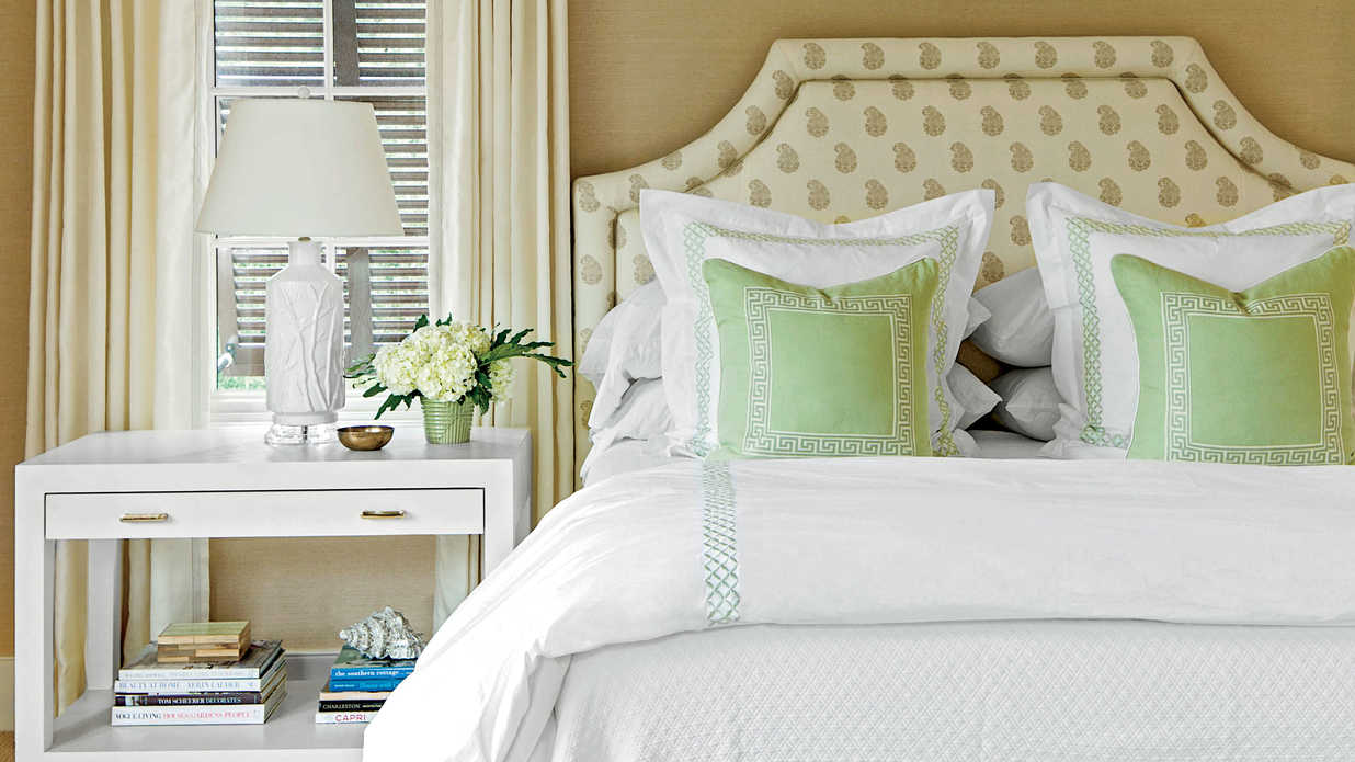 Master Bedroom Decorating Ideas - Southern Living on Main Bedroom Decor  id=15058
