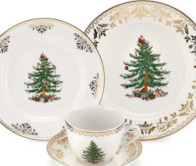Christmas China Patterns Youll Love For Your Southern Home Southern Living