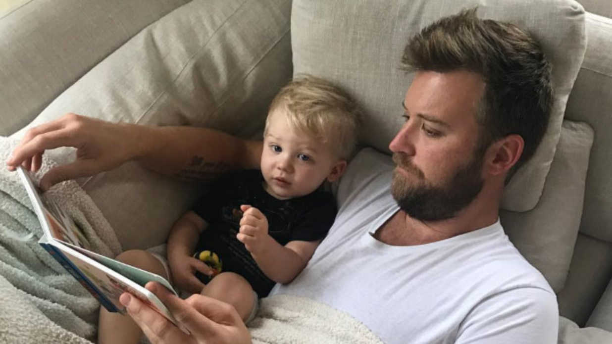 8 Adorable Photos Of Lady Antebellum Amp Their Kids