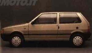 Fiat Uno 60 3 porte CS (011988  031990): prezzo e