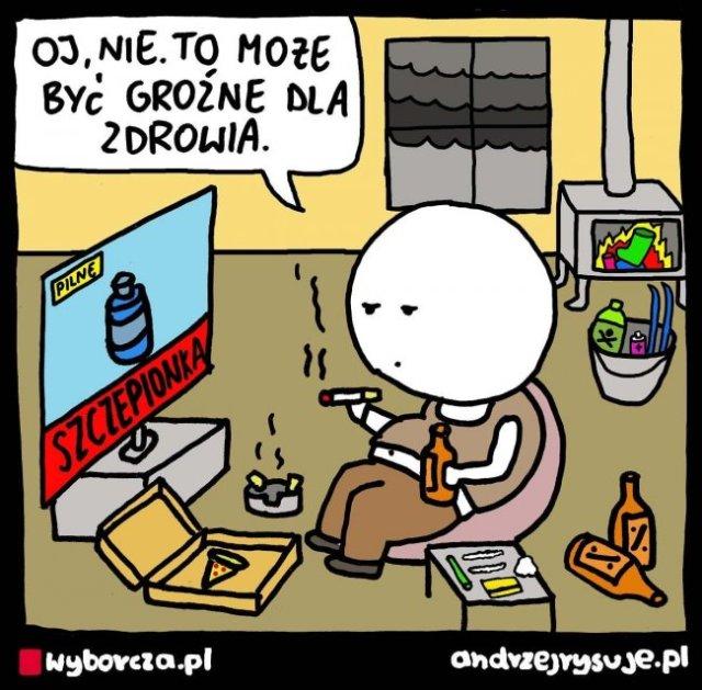Szczepionka na koronawirusa już niedługo w Polsce! Jego memy robią furorę!