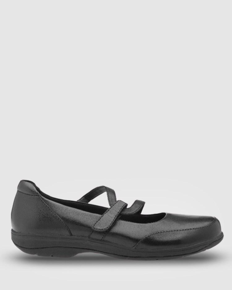 Ascent Cirrus Dress Shoes Black