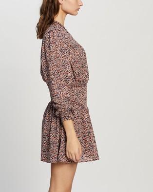 MINKPINK - Kiki Mini Dress - Printed Dresses (Multi) Kiki Mini Dress