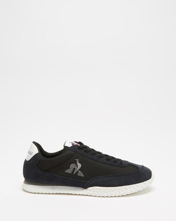 Le Coq Sportif Veloce Men's Low Top Sneakers Black & Navy