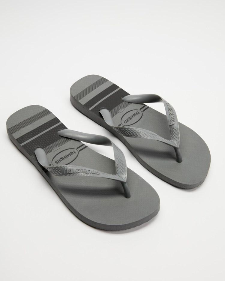 Havaianas Top Basic Unisex All thongs Steel Grey