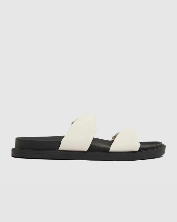 Ravella Ginny Sandals WHITE