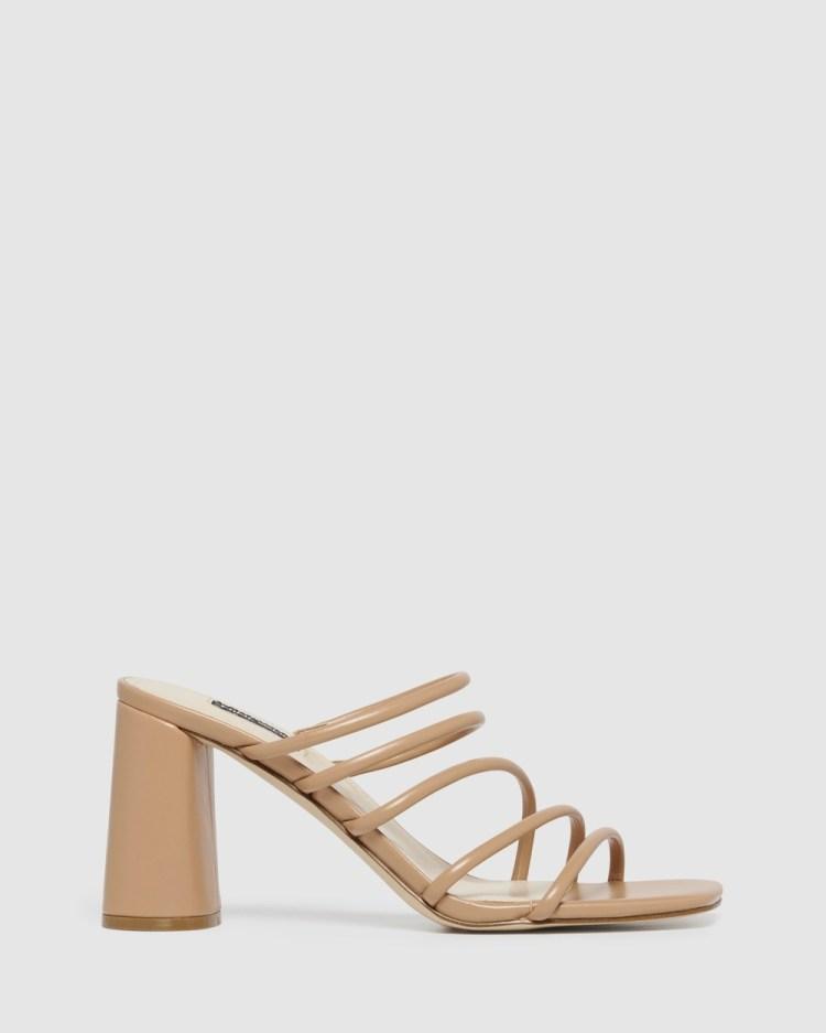 Nine West Girlie Sandals BLUSH