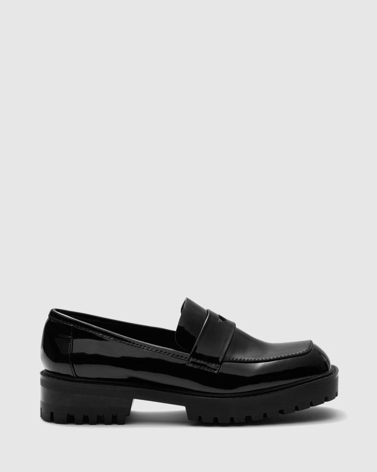 Therapy Royce Casual Shoes Black