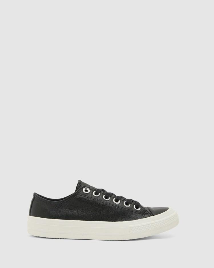 Sandler Sheldon Lifestyle Sneakers Black