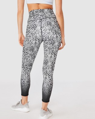 Cotton On Body Active - Lifestyle 7 8 Tights - Clothing (Animal Ombre) Lifestyle 7-8 Tights