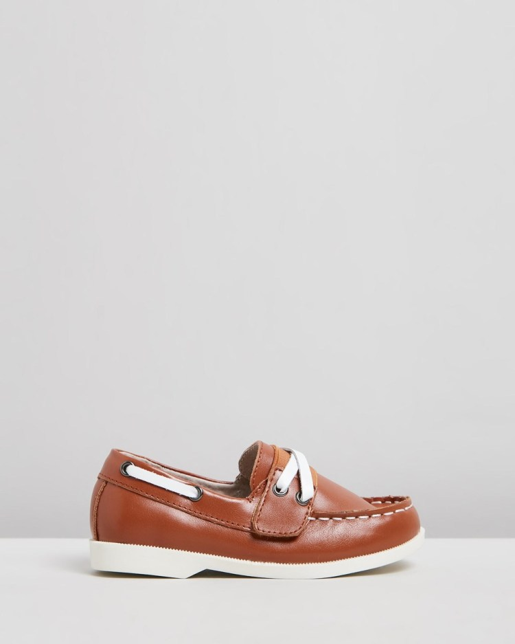 Little Fox Shoes Richmond Loafers Casual Camel