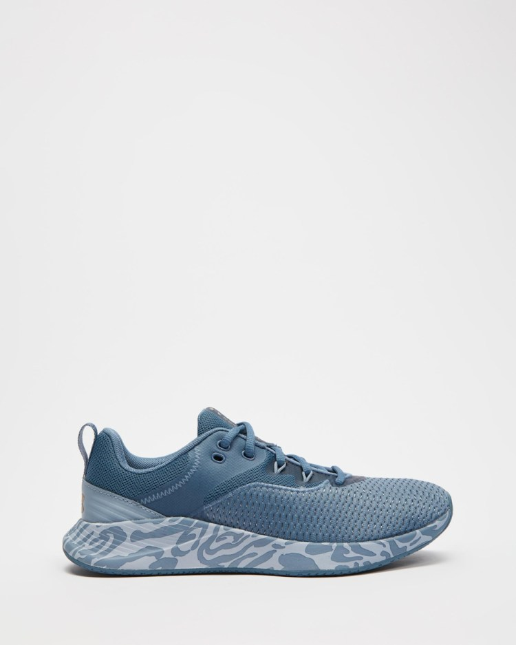 Under Armour UA Charged Breathe TR 3 Performance Shoes Blue