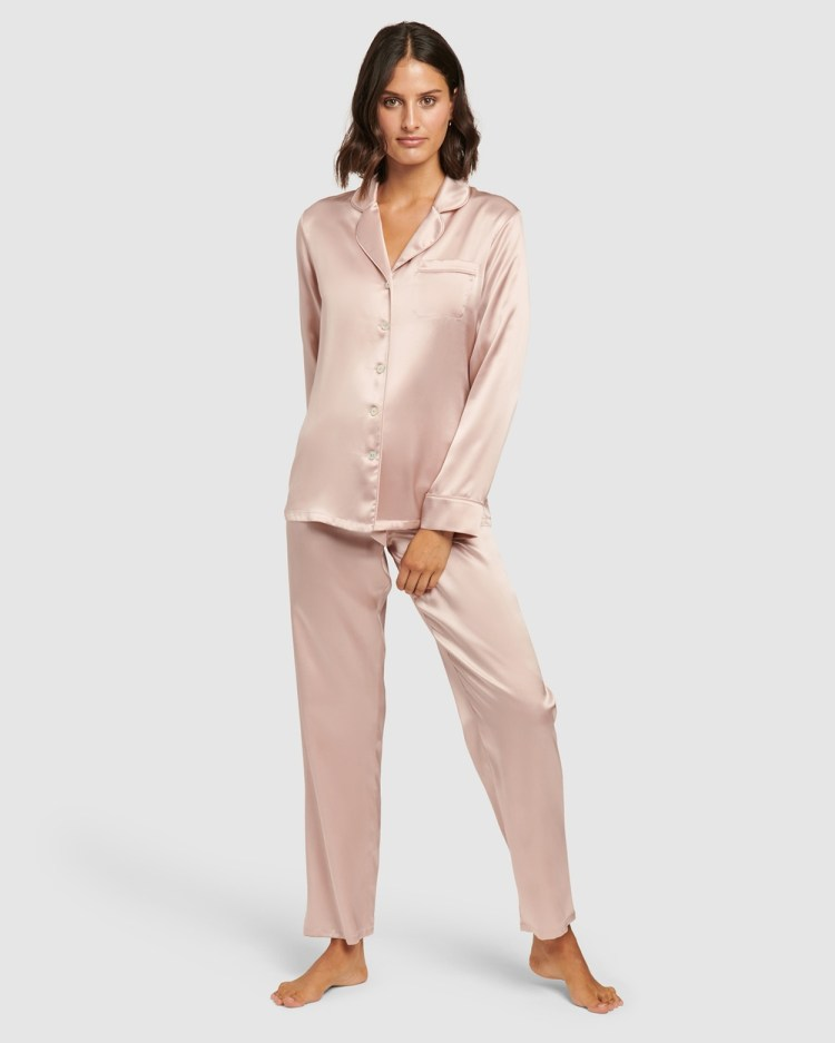GINIA Fine Finishes Pyjama All gift sets Silver Pink