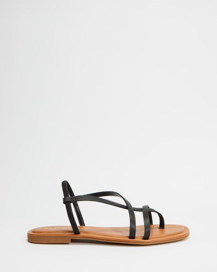 ALDO Broasa Sandals Black