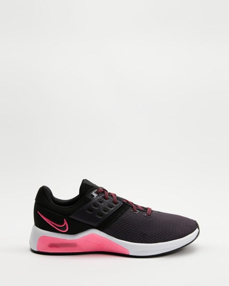 Nike Air Max Bella TR 4 Women's Training Black, Hyper Pink & Cave Purple