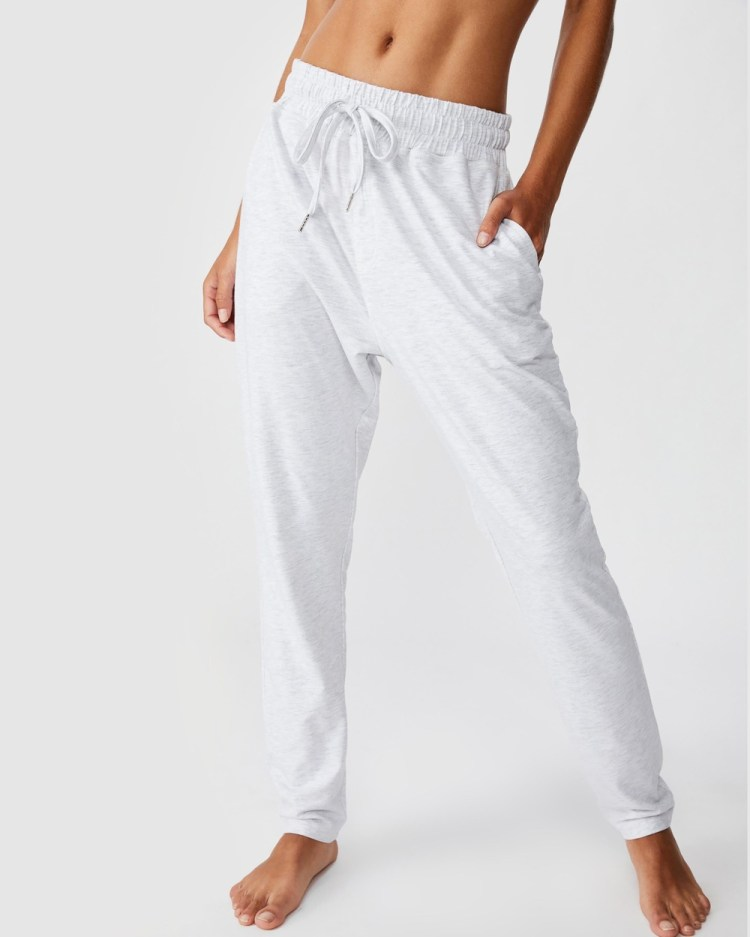 Cotton On Body The Lounge Pants Joggers Grey Marle