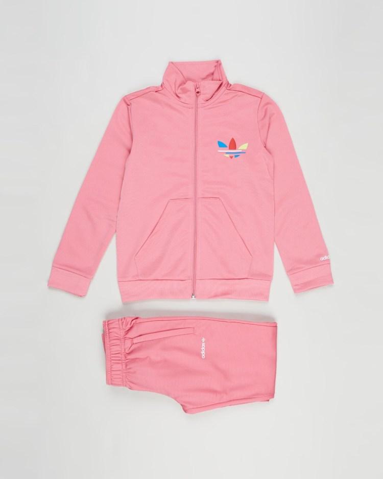 adidas Originals Adicolor Tracksuit Kids Pants Roston