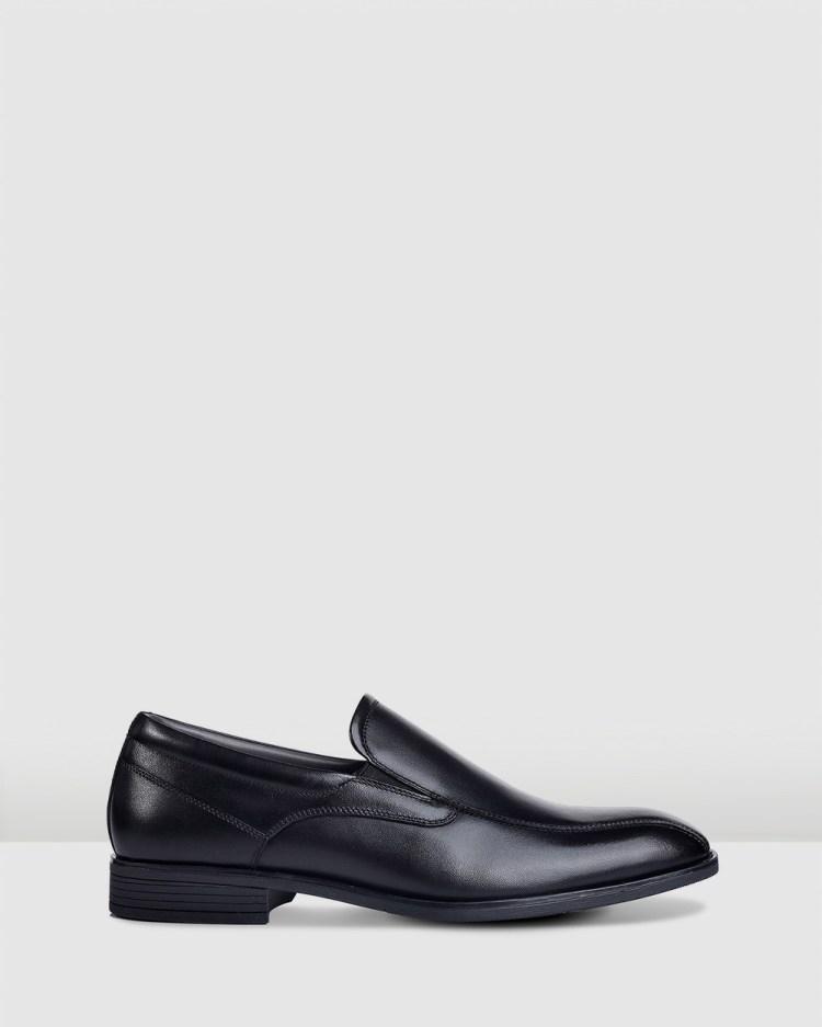 Julius Marlow Masked Dress Shoes Black