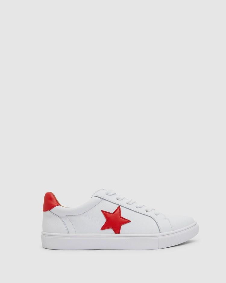 Sandler Stark Sneakers WHITE