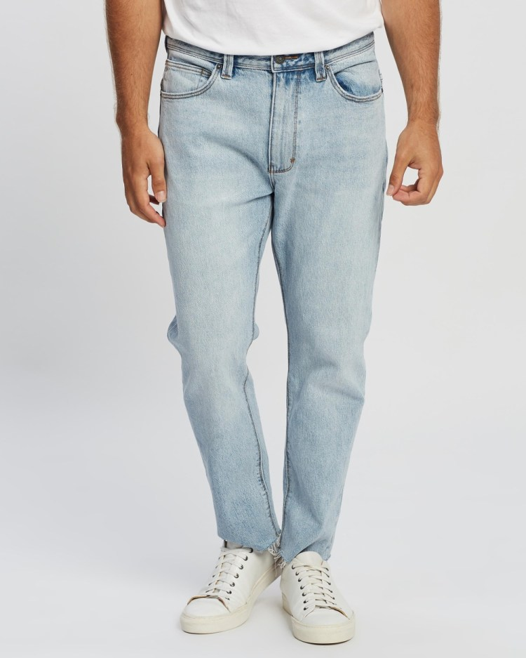 Abrand A Chopped Straight Jeans Sessions