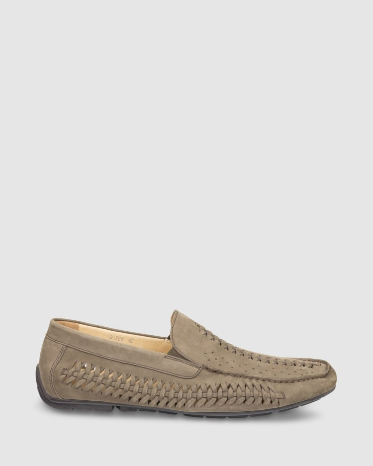 Florsheim Cooper Casual Shoes Brown