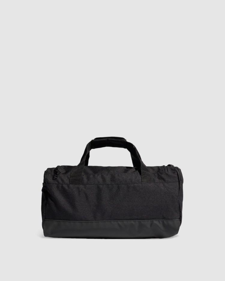 adidas Performance Essentials 3 Stripes Duffel Bag Small Bags Black 3-Stripes