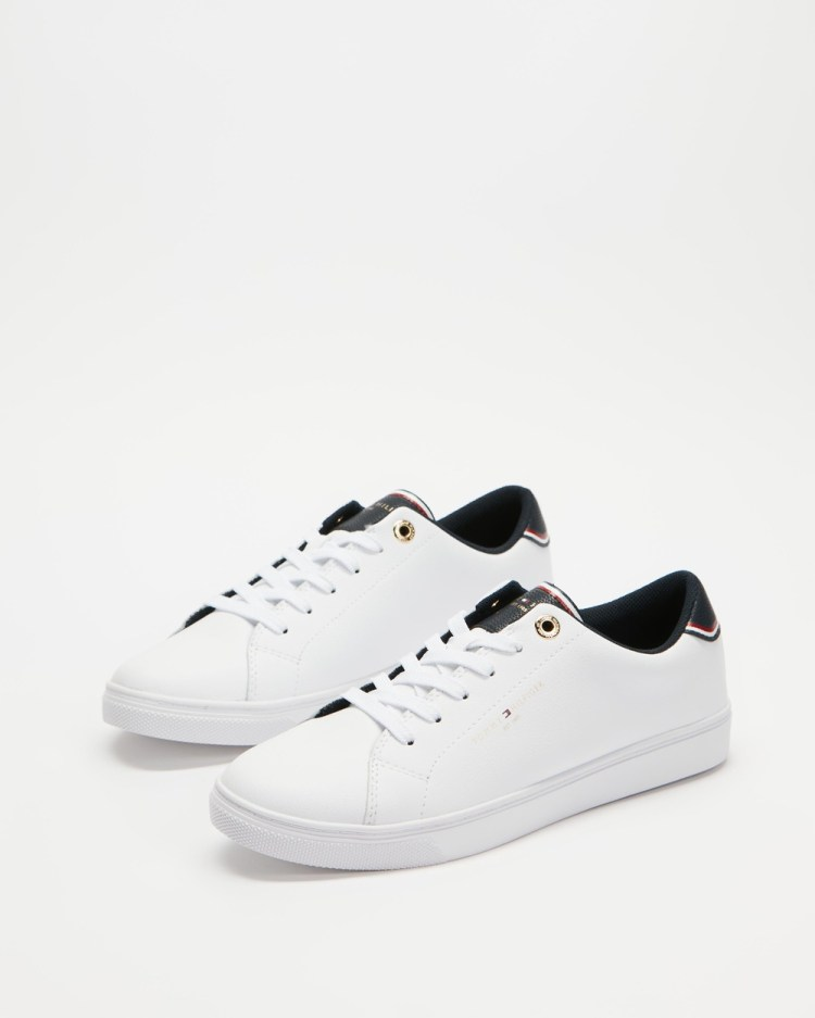Tommy Hilfiger TH Easy Sneakers White