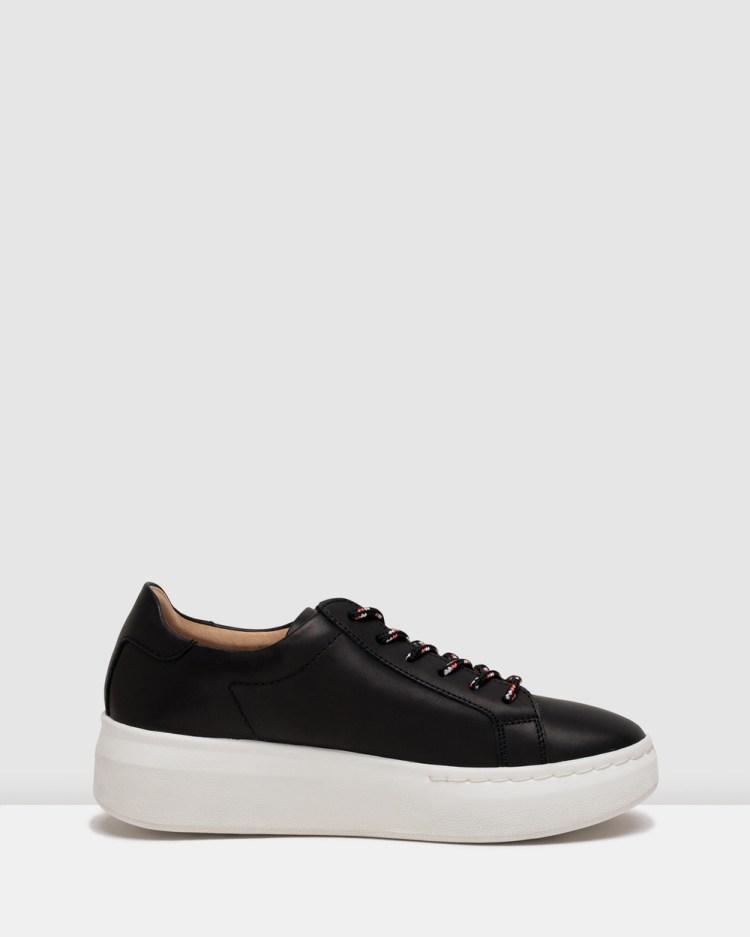 Rollie City Sneakers Black