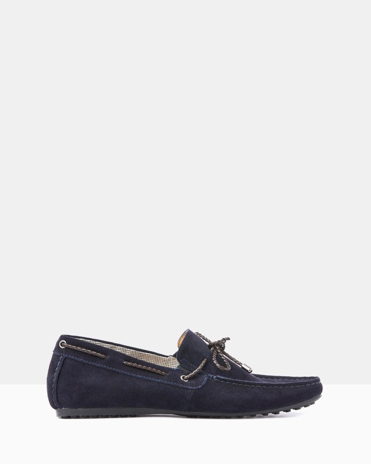 Croft Perry Casual Shoes Midnight