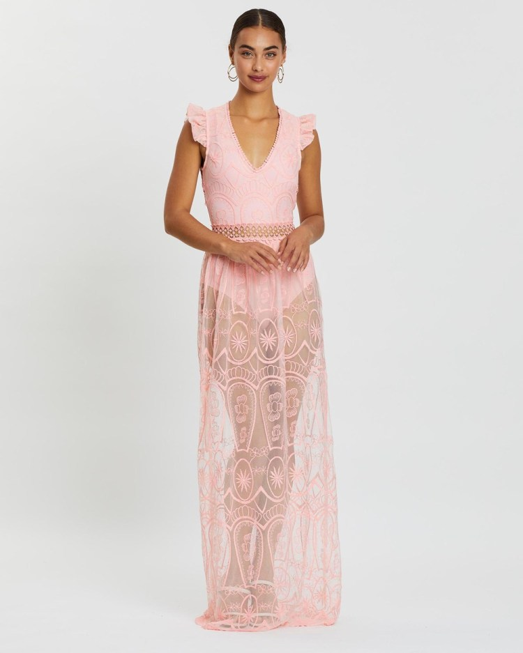 Loreta Adele Dresses Pink