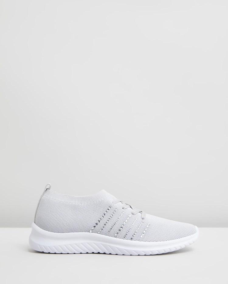 Holster Rhythm Sneakers Silver