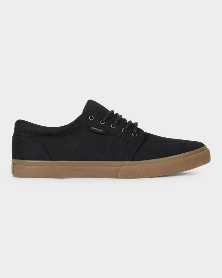 Kustom Remark 2 Sneaker Sneakers BLACK GUM