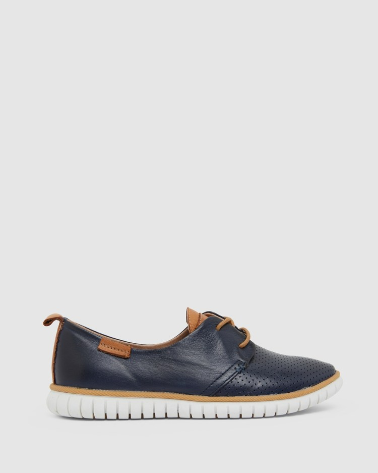 Easy Steps Jigsaw Lifestyle Sneakers Navy