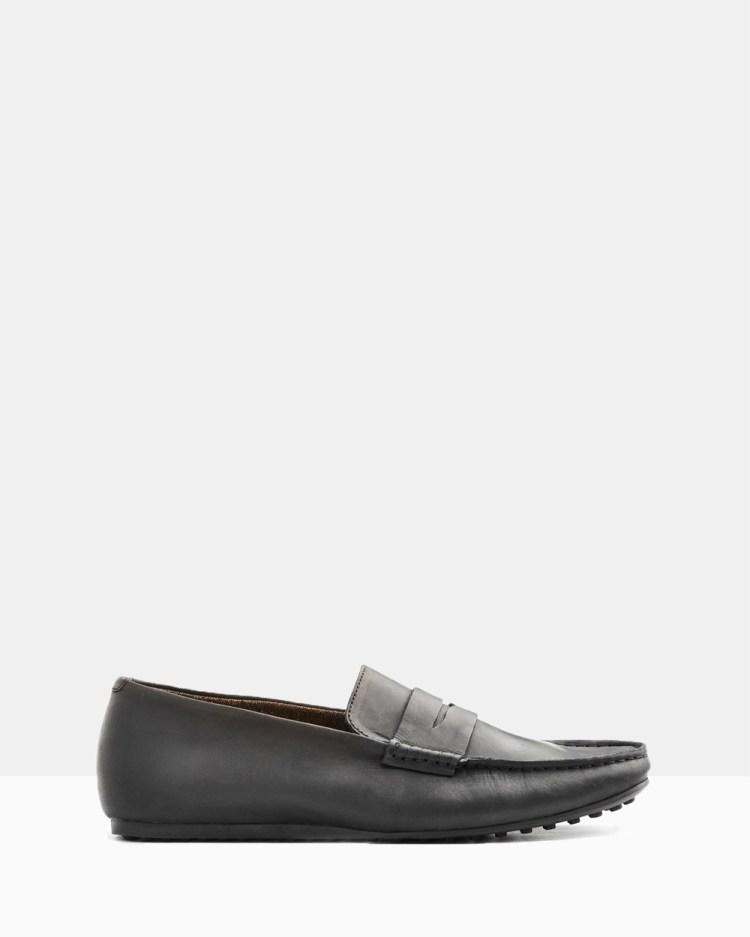 Croft Prost Casual Shoes Black