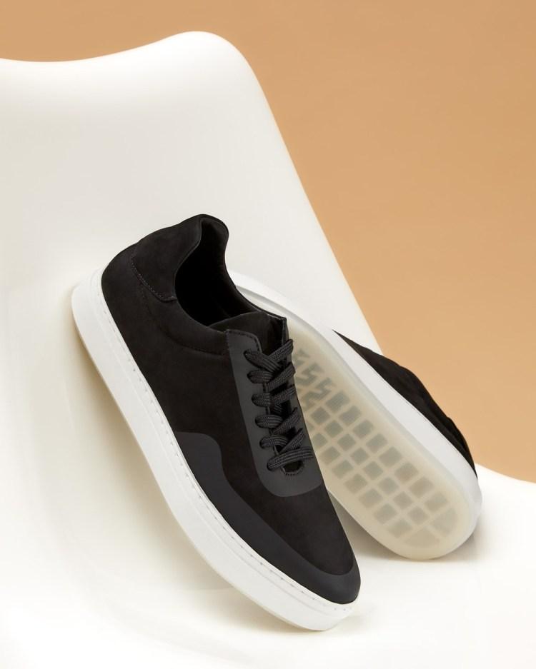 Aquila Alpha Sneakers Low Top Black