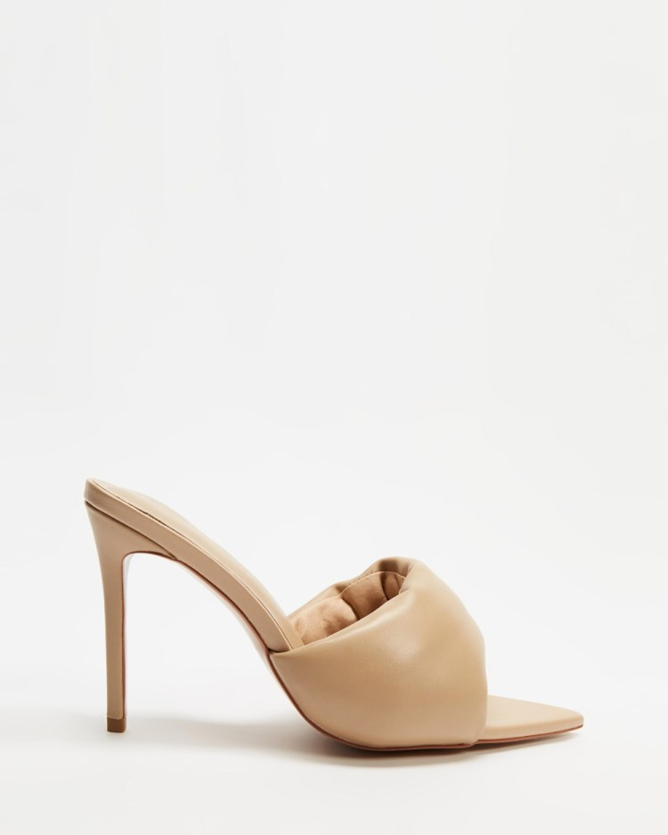 Alias Mae Dulce Heels Natural Leather