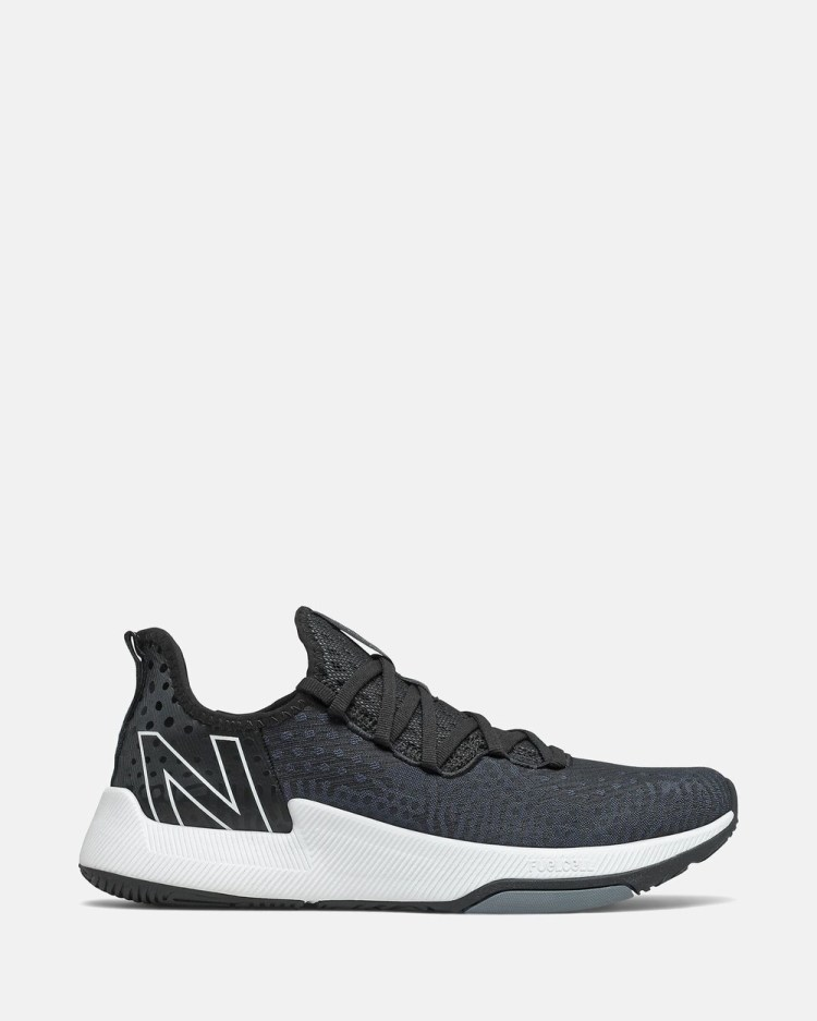 New Balance FuelCell Trainer Standard Fit Men's Training Black