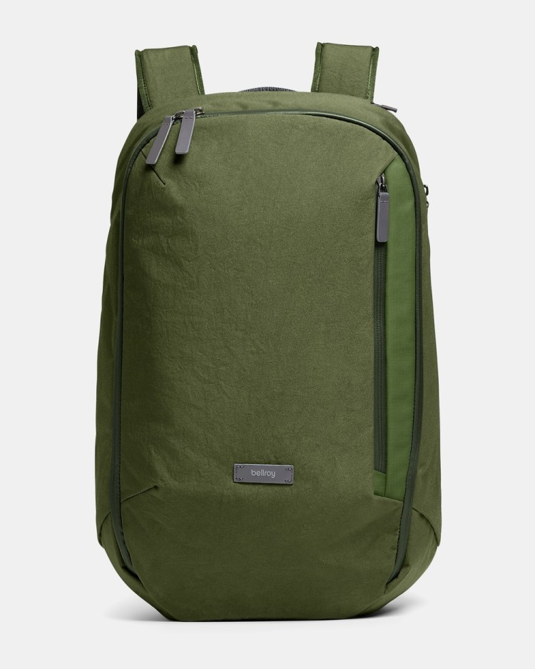 Bellroy Transit Backpack Bags green