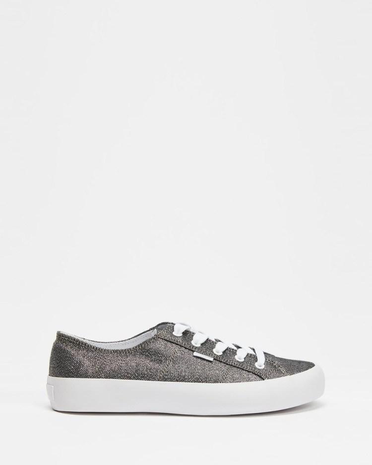 Holster Kennedy Slip-On Sneakers Black