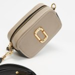 The Marc Jacobs - The Softshot 17 Cross Body Bag - Bags (Cement Multi) The Softshot 17 Cross-Body Bag