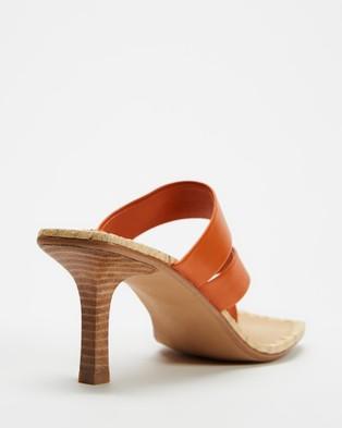 Senso Mandi Sandals Tangelo