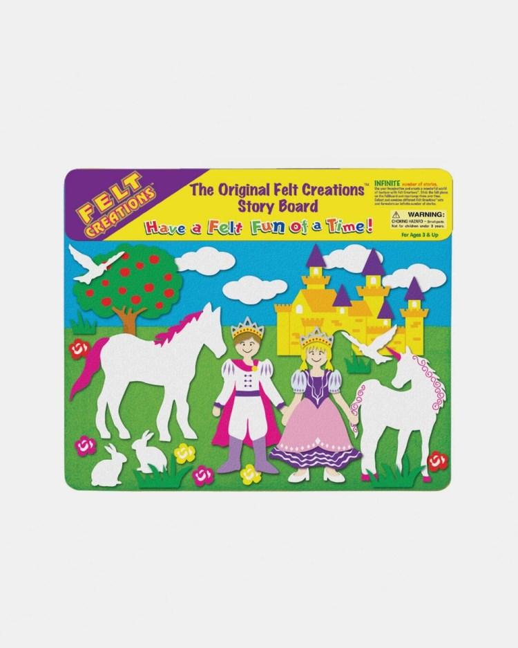 Felt Creations Princess Castle All toys N/A