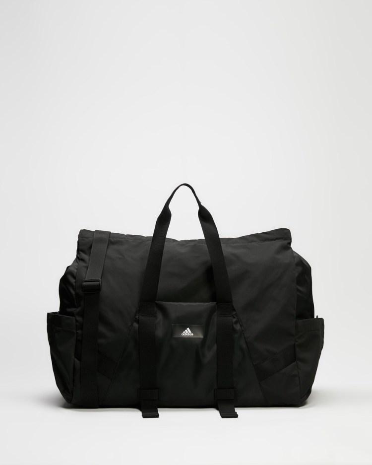 adidas Performance Sports Duffle Bag Bags Black